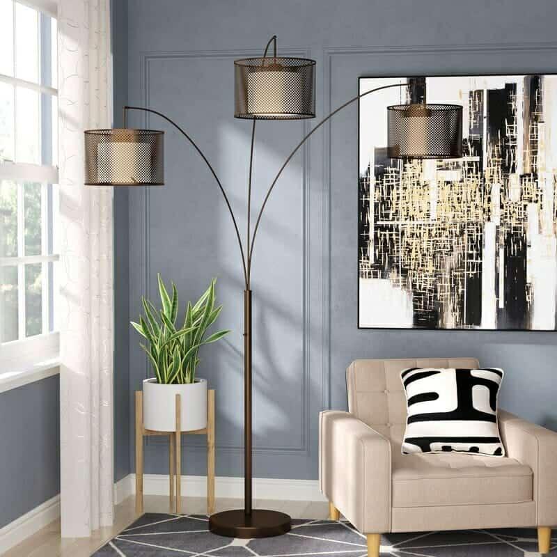 Brayden Studio Hunnewell 83 Tree Floor Lamp
