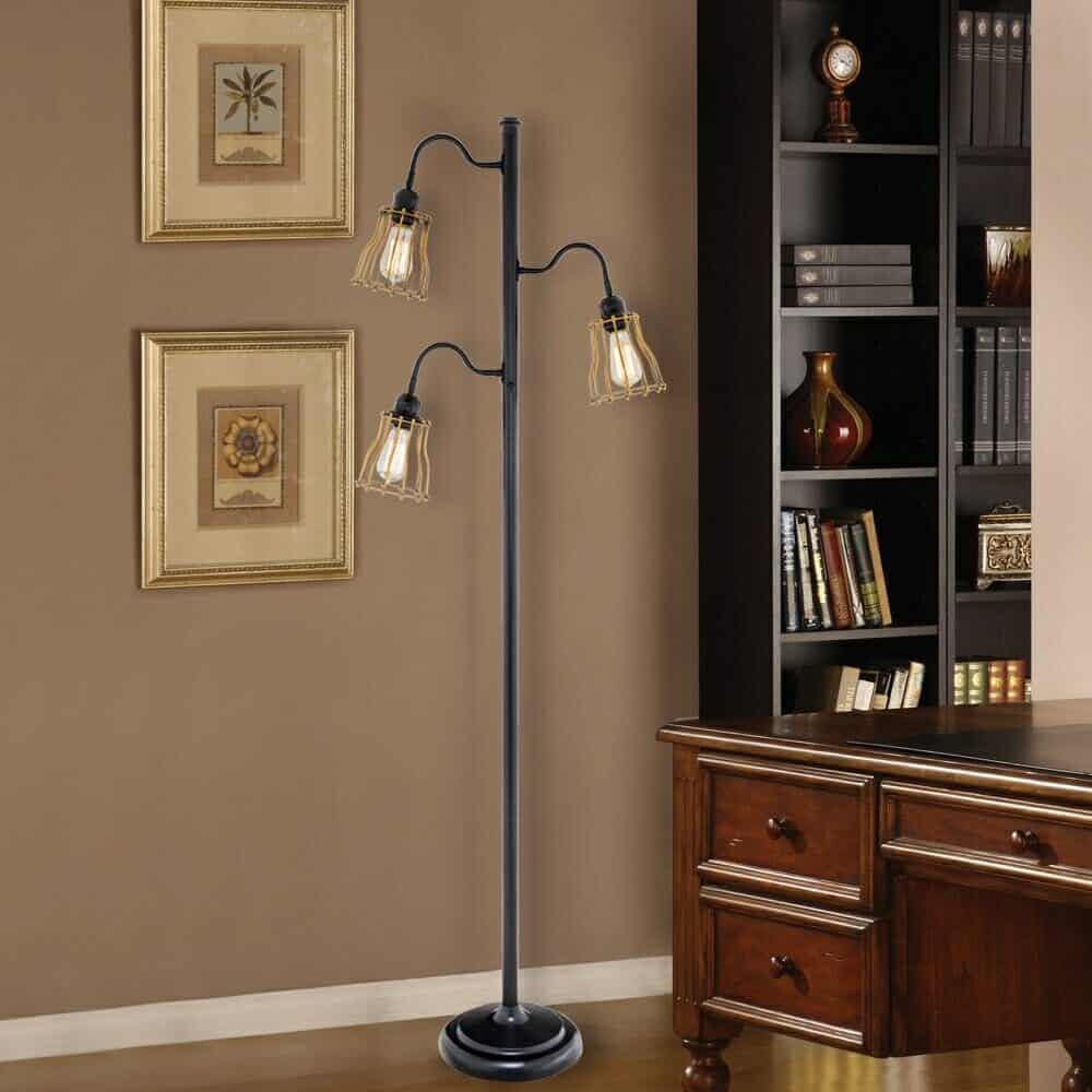 Catalina Lighting Track 69 Tree Floor Lamp