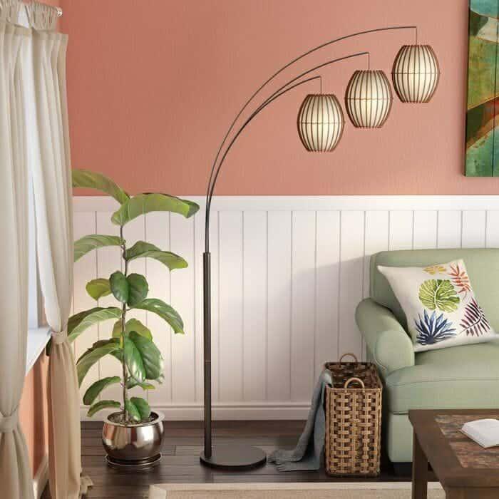 Sade 82 Tree Floor Lamp